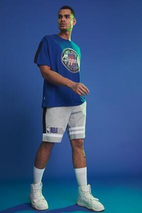 شلوارک مردانه خاص برند دفاکتو رنگ نقره ای کد ty84116564