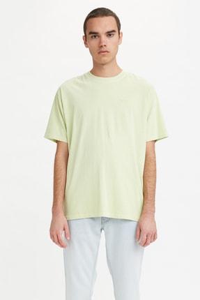 تی شرت مردانه سال 1400 برند Levis رنگ سبز کد ty84185490