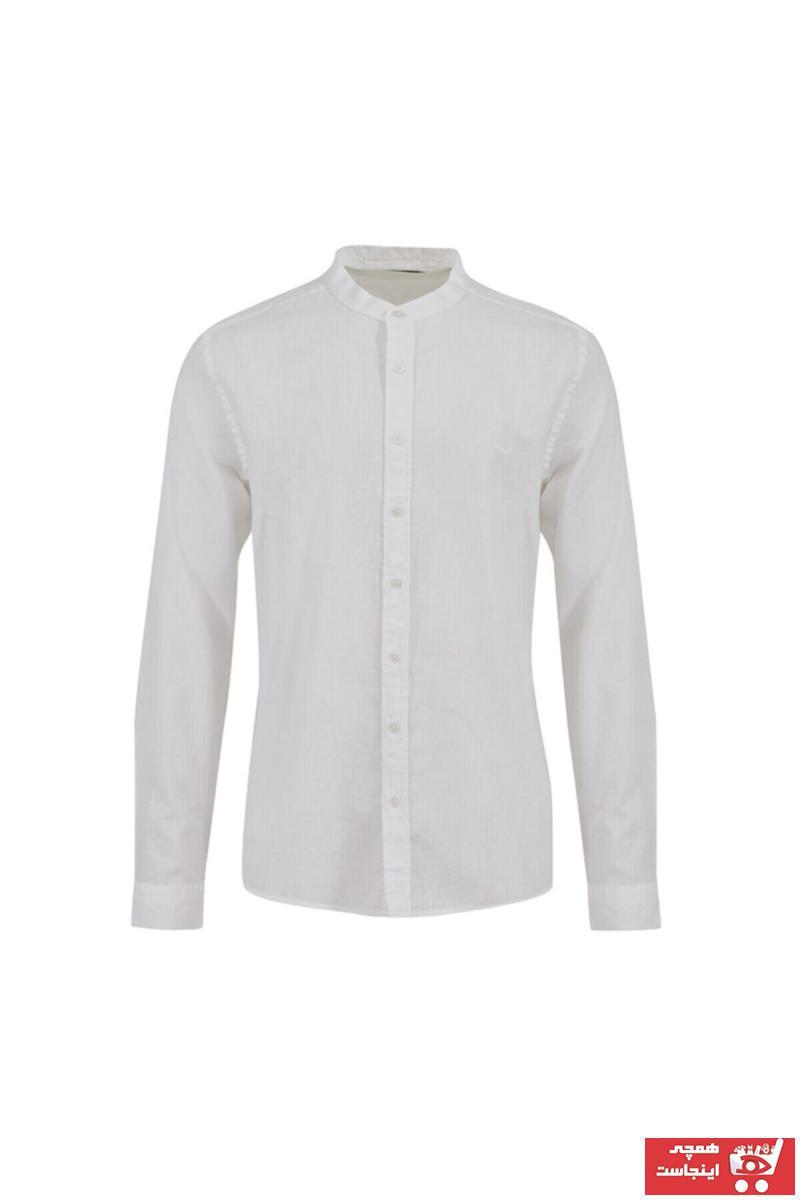 خرید انلاین پیراهن مردانه ترکیه برند Ltb کد ty92440602