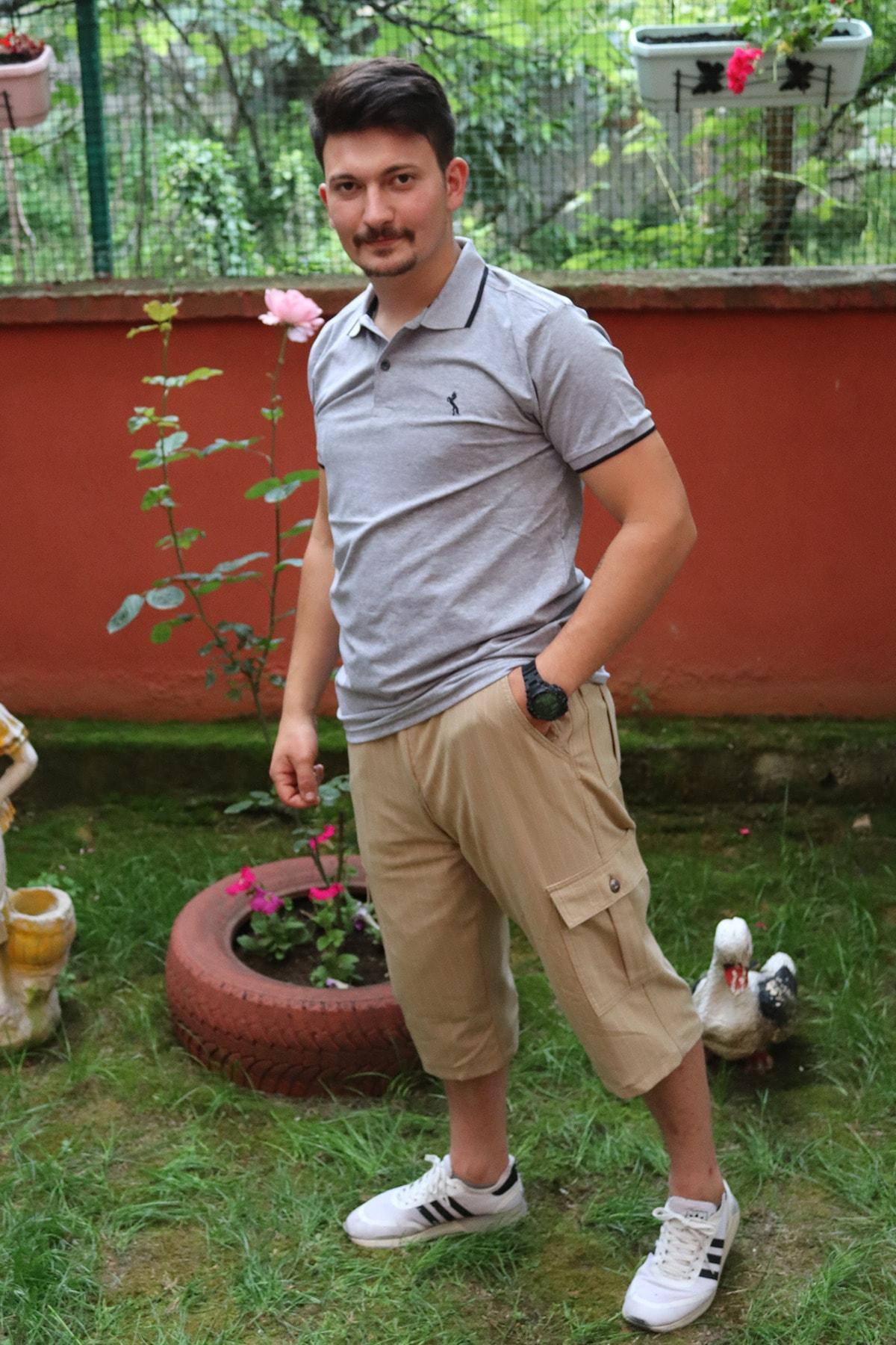 سویشرت مردانه برند BOSS MİLANO رنگ نقره ای کد ty92546315