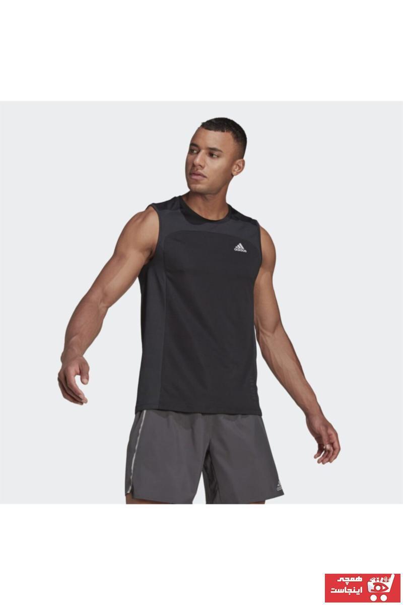فروشگاه تاپ ورزشی مردانه سال 1400 برند ادیداس رنگ مشکی کد ty93278643