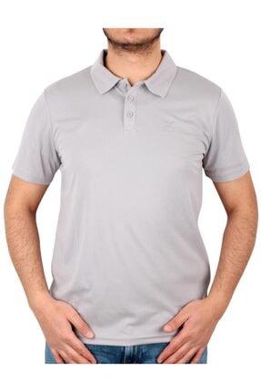 فروش پولوشرت مردانه فانتزی برند کینتیکس kinetix رنگ نقره ای کد ty94735137