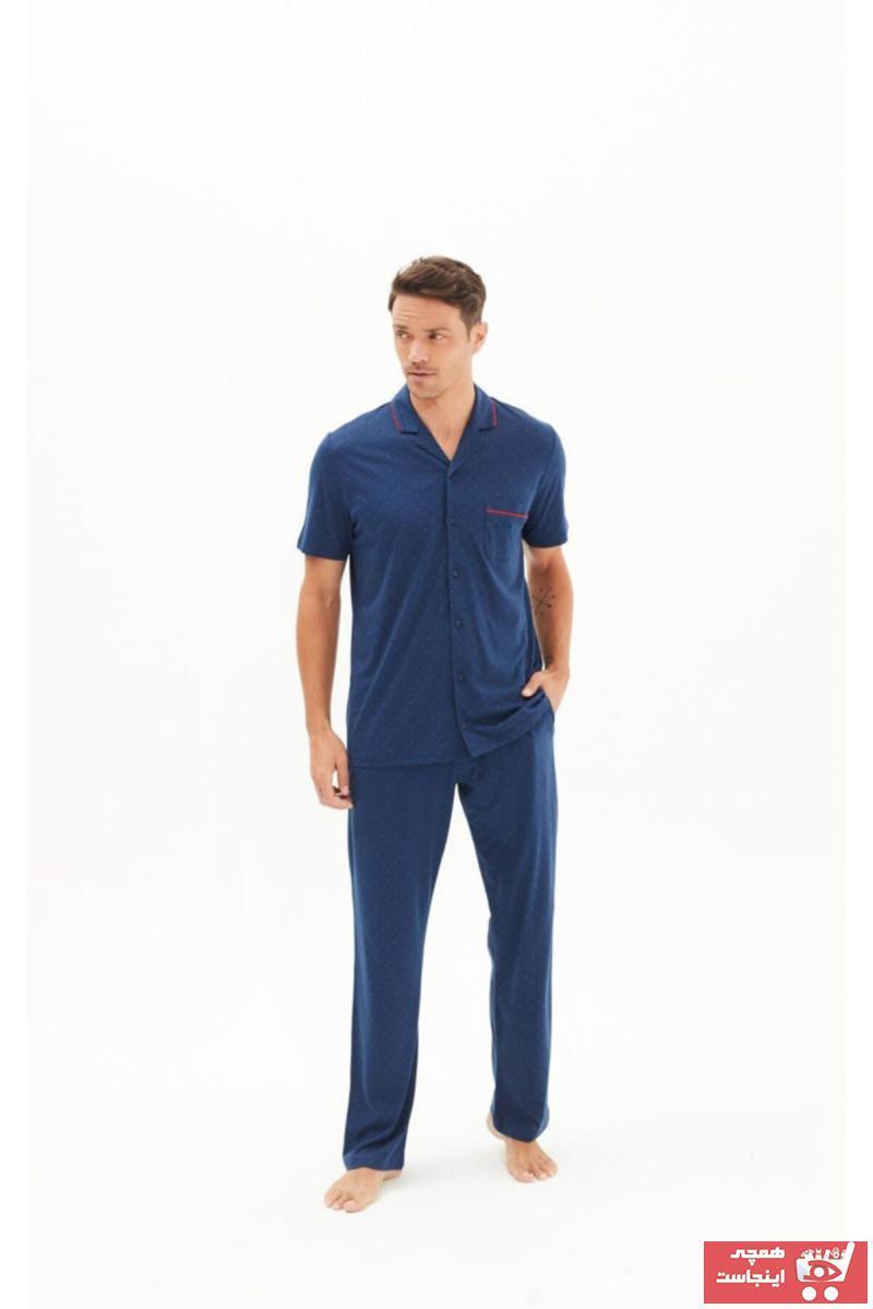 فروشگاه ست راحتی مردانه اینترنتی برند Blackspade رنگ نارنجی کد ty94736673