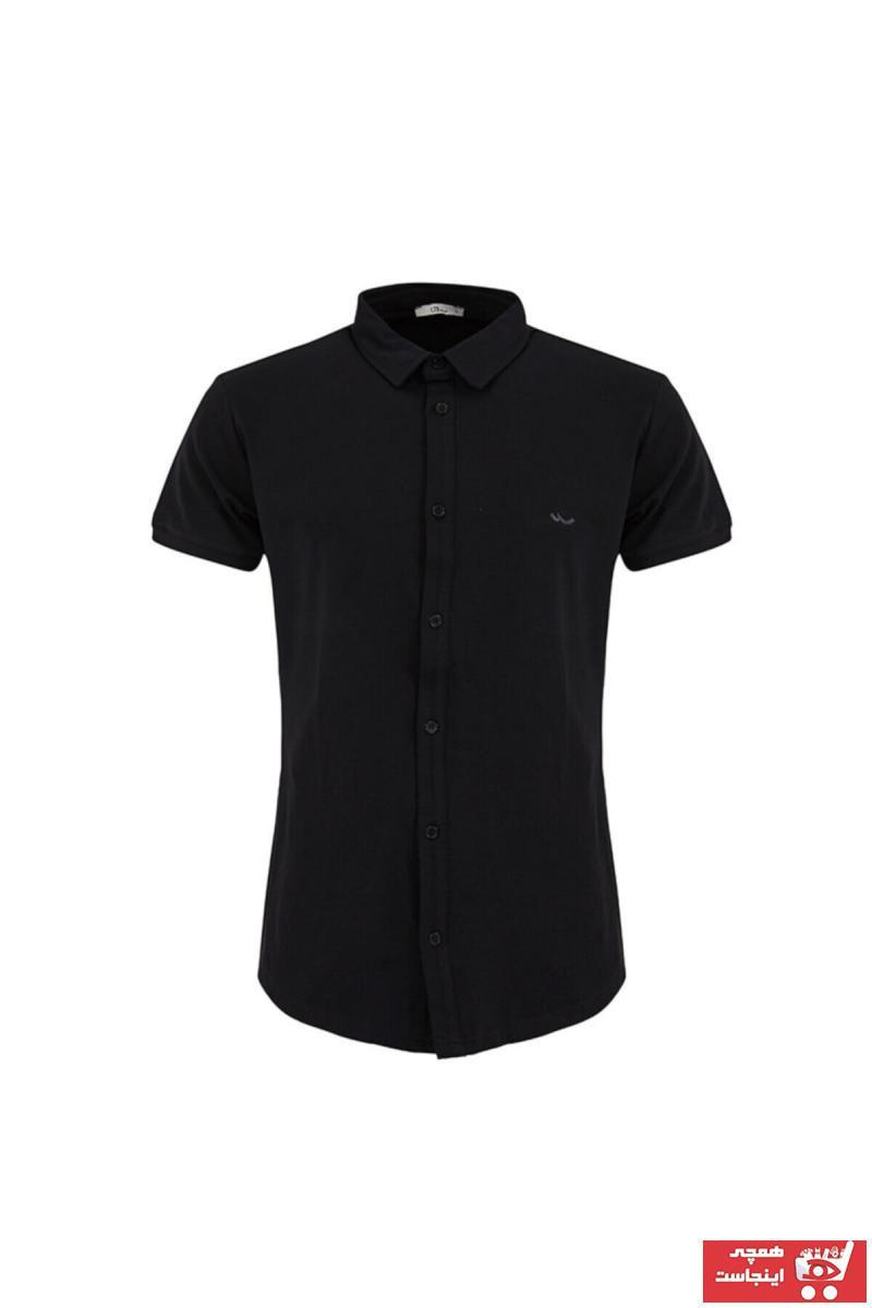 ست پیراهن مردانه برند ترک Ltb رنگ مشکی کد ty95372926