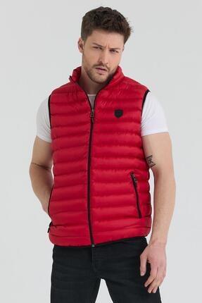 خرید انلاین جلیقه مردانه ترکیه برند Danger رنگ قرمز ty95452173