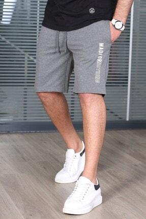 خرید پستی شلوارک اصل مردانه برند Madmext رنگ نقره ای کد ty98548916