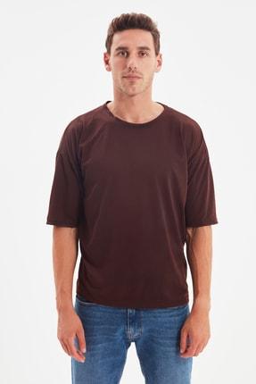 خرید تی شرت مردانه ست مارک ترندیول مرد رنگ قهوه ای کد ty98959115