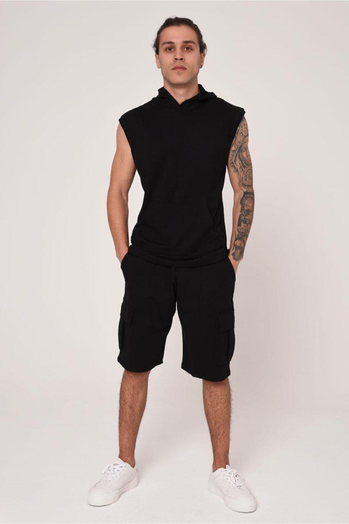 خرید انلاین رکابی مردانه خاص برند YML رنگ مشکی کد ty99054042