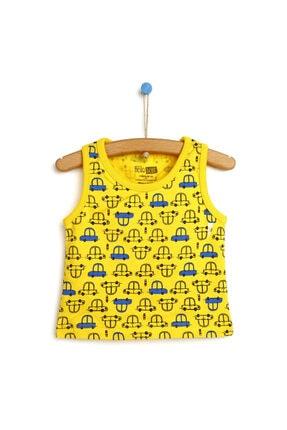 تیشرت نوزاد پسرانه ست برند HelloBaby رنگ زرد ty113871539