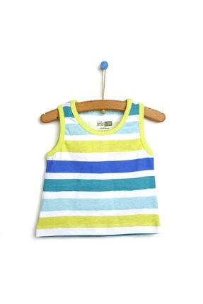 تیشرت نوزاد پسرانه مارک برند HelloBaby رنگ زرد ty113872834