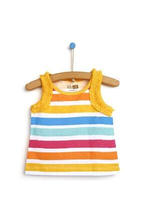 خرید اینترنتی تیشرت خاص برند HelloBaby رنگ زرد ty113877652