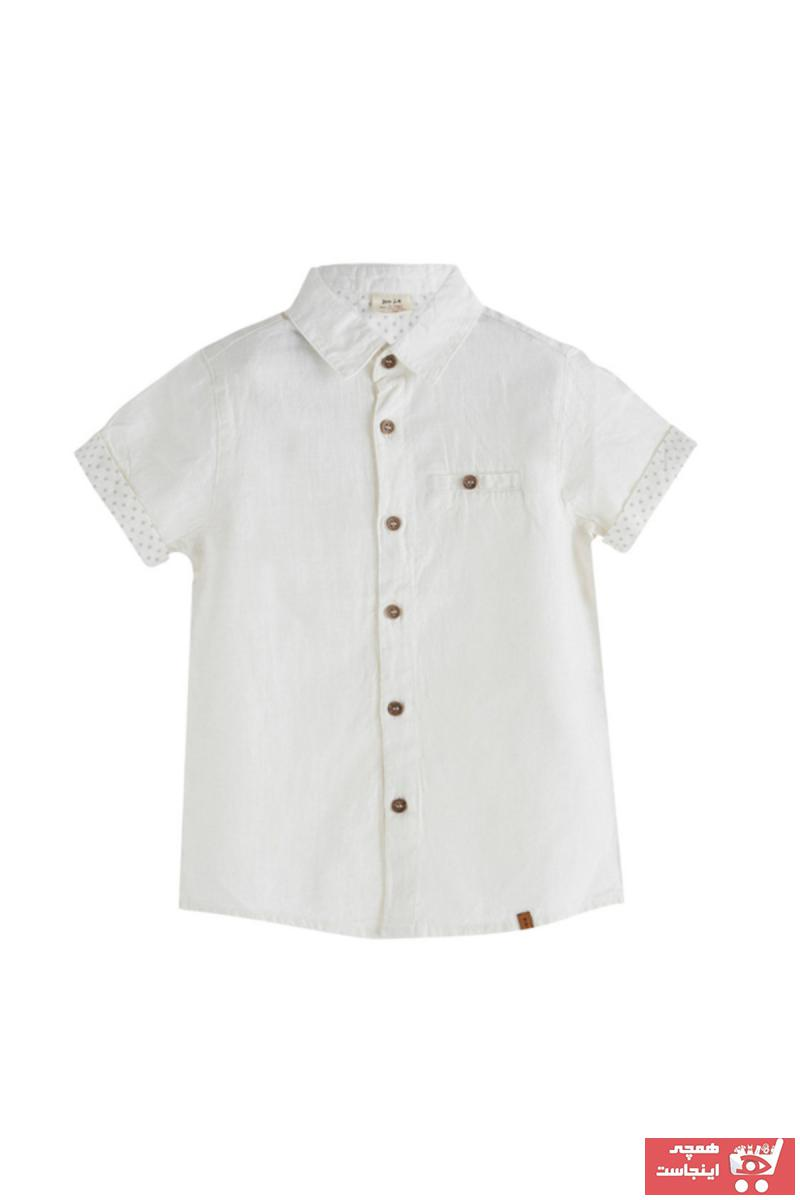 پیراهن نوزاد پسر ترک برند Soobe کد ty1185603
