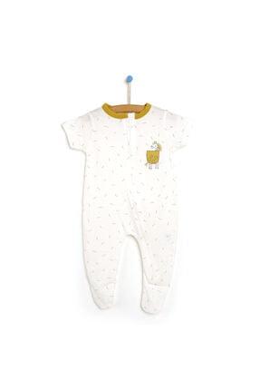 فروش پستی سرهمی نوزاد دخترانه شیک جدید برند HelloBaby رنگ کرمی کد ty121393775