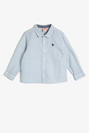 پیراهن 2021 نوزاد پسرانه برند Koton Kids کد ty32739997