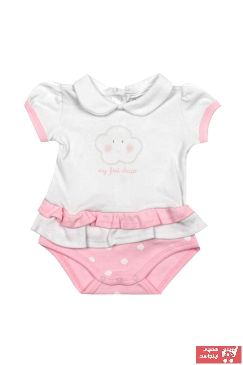 شلوارک نوزاد دختر ارزانی برند Chicco کد ty37204274