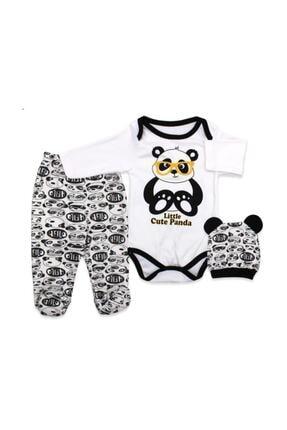ست لباس نوزاد پسرانه قیمت مناسب برند Mini Bird کد ty38223600