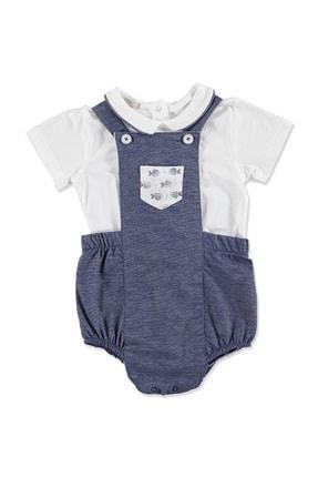 سرهمی نوزاد دخترانه خاص برند Cassiope رنگ آبی کد ty40589664