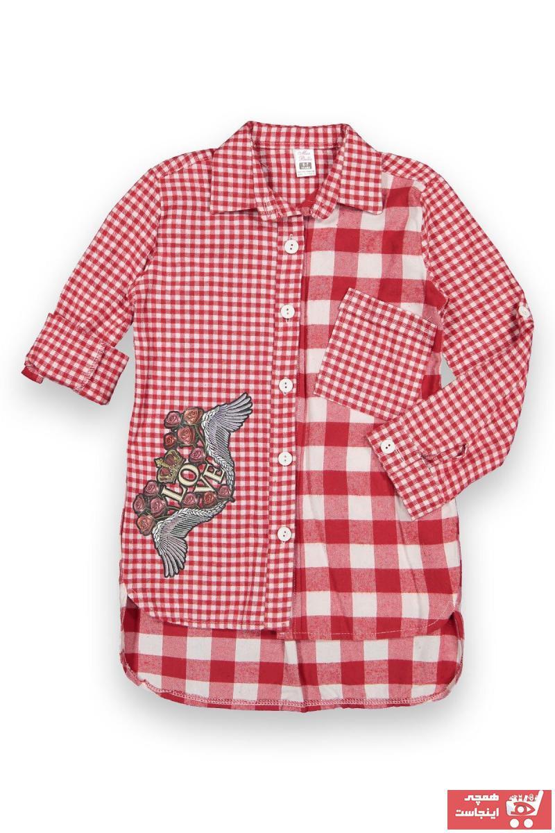 خرید انلاین شومیز نوزاد دخترانه فانتزی برند Miss Bella رنگ قرمز ty46541131