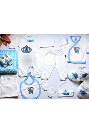 ست لباس زیبا برند Hergünİndirim رنگ آبی کد ty56976822