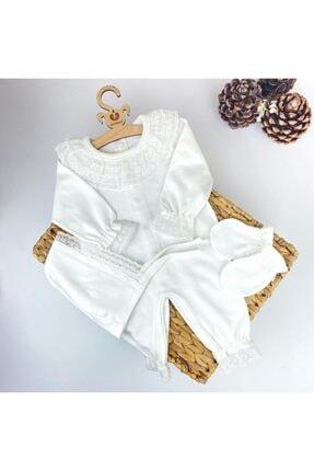 ست لباس نوزاد ست برند BEBERAZZİ کد ty97520640