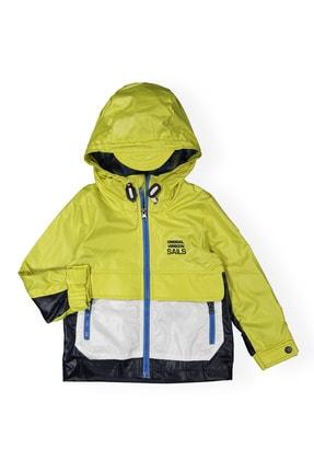 بارانی بچه گانه سال ۹۹ برند Verscon رنگ زرد ty100135287