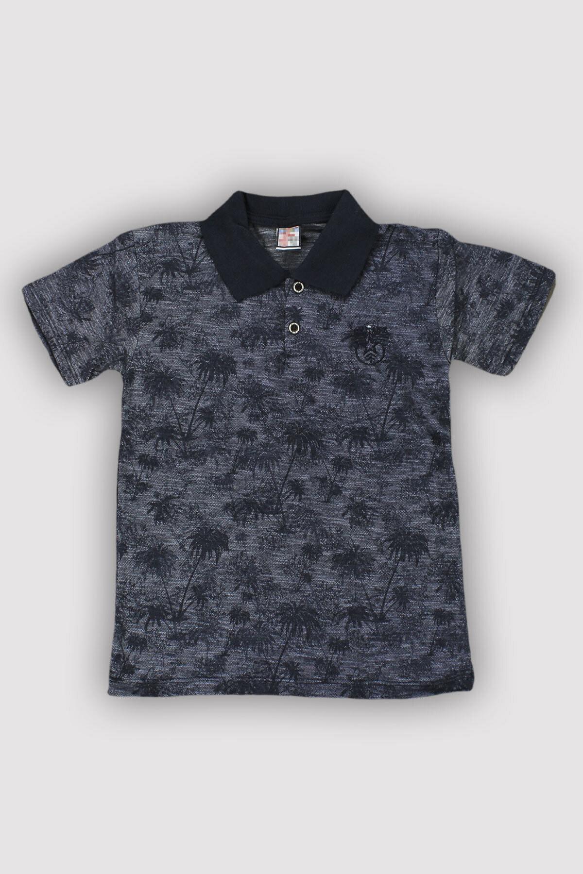 فروش تیشرت پسرانه 2021 برند Peki رنگ مشکی کد ty100996868