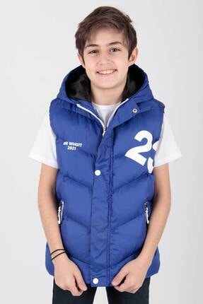 جلیقه جدید برند Ahenk Kids رنگ آبی کد ty103390710