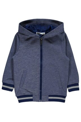 سویشرت بچه گانه مدل برند Civil Boys رنگ آبی کد ty104907348