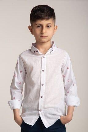 خرید پیراهن پسرانه ترک جدید برند RODNEY کد ty105272849