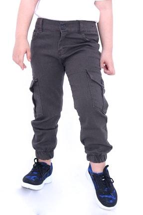 خرید انلاین شلوار پسرانه فانتزی برند Cansın Mini رنگ خاکی کد ty106695764