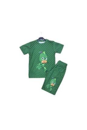 لباس خاص پسرانه مدل دار برند Dıgıl Kids رنگ سبز کد ty108951684