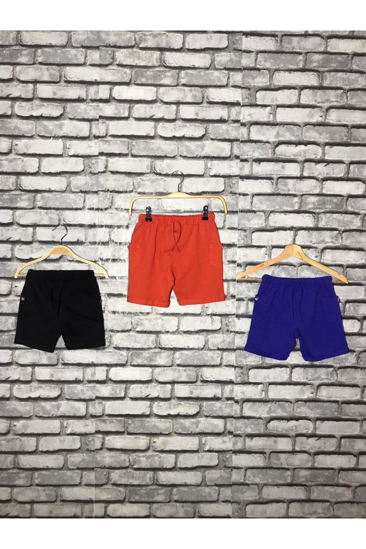 شلوارک پسرانه ترک برند twins tailors رنگ مشکی کد ty112467237
