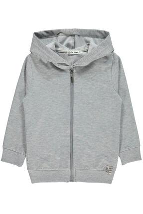 سویشرت شیک پسرانه برند Al-Giy رنگ نقره ای کد ty113360891