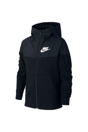 سویشرت بچه گانه خاص برند Nike رنگ مشکی کد ty121437302