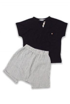 قیمت ست لباس پسرانه برند Pink Hippo Kids رنگ مشکی کد ty121754959