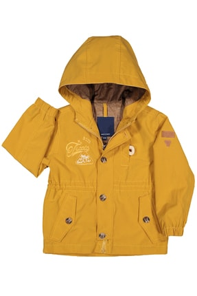 سفارش نقدی بارانی ارزان برند Pattaya Kids رنگ زرد ty122011857