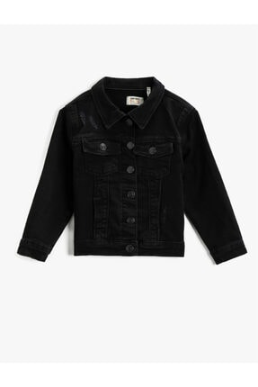 ژاکت جدید پسرانه شیک برند کوتون رنگ مشکی کد ty129973468