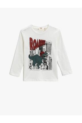فروش تیشرت بچه گانه نخی برند کوتون رنگ بژ ty135388142