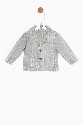 فروش ژاکت پسرانه حراجی برند BG Baby رنگ نقره ای کد ty36802655