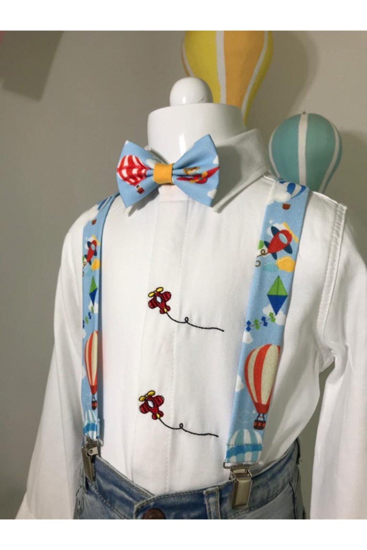 خرید اسان پیراهن پسرانه اسپرت جدید برند Ufak Adam رنگ آبی کد ty43787341