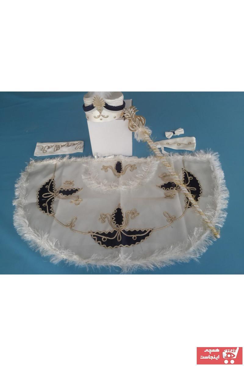سفارش نقدی لباس خاص پسرانه برند yuşa sünnet sarayı رنگ بژ کد ty51426286