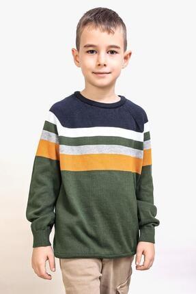 خرید پستی پلیور زیبا برند ALEXANDERGARDI رنگ سبز کد ty86011917