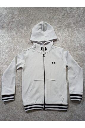 ژاکت اورجینال برند SİBBİRD رنگ سفید ty92580418
