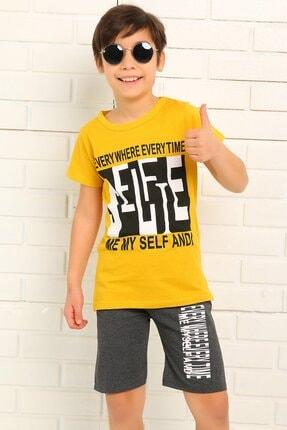 فروش انلاین ست لباس پسرانه مجلسی برند julude رنگ زرد ty93130342