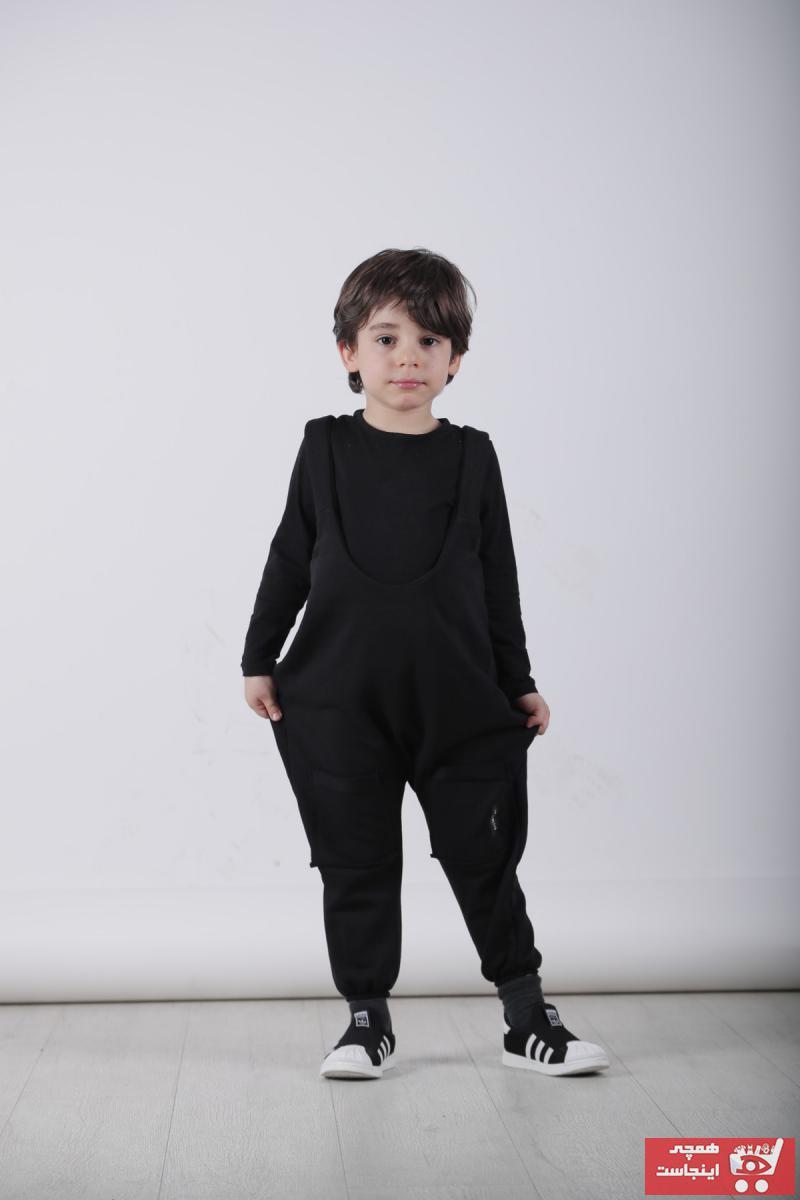 مدل سرهمی پسرانه  برند grayandblack رنگ مشکی کد ty94607157