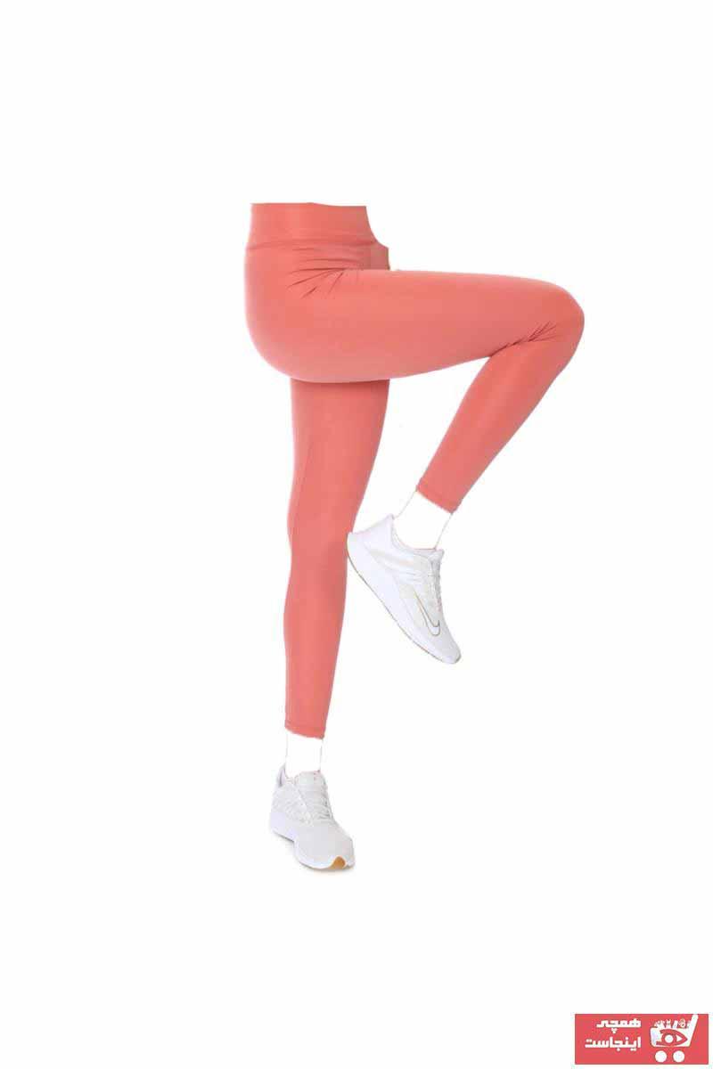 فروشگاه لگ ورزشی زنانه سال 1400 برند Sportive رنگ صورتی ty112495335