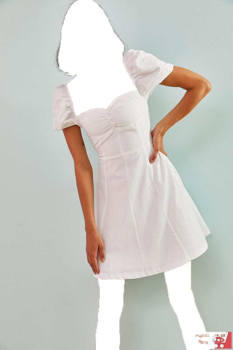 پیراهن زمستانی زنانه برند Bianco Lucci کد ty118962203