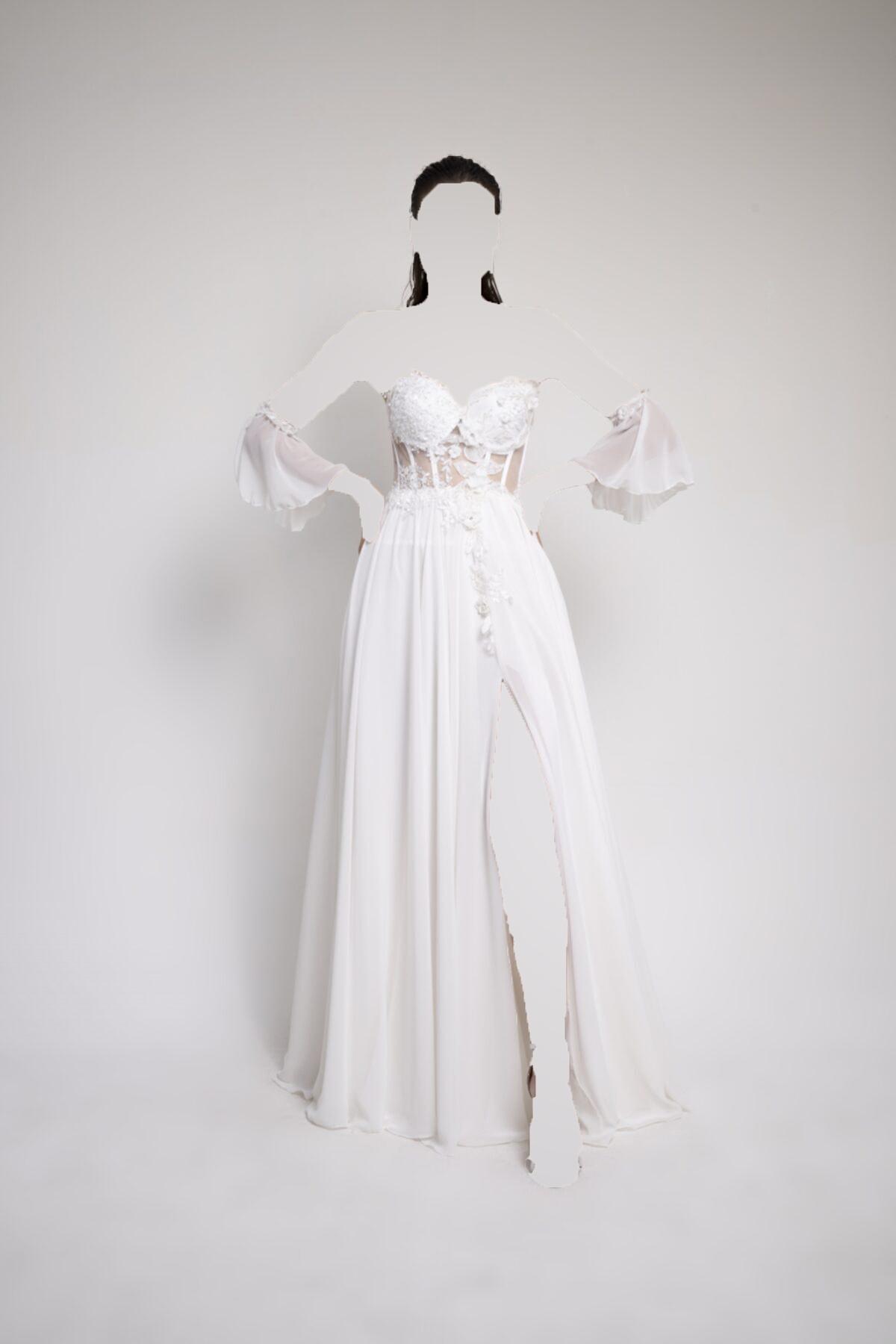 فروش لباس مجلسی زنانه 2020 برند Lenta Moda کد ty121657228