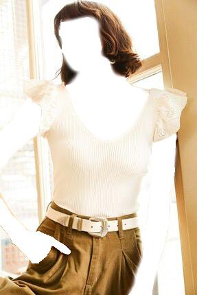 خرید نقدی شومیز شلوارک زنانه برند Luna Carina کد ty118946601