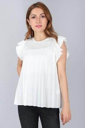 خرید انلاین بلوز زیبا زنانه برند Arlin رنگ کرمی کد ty120892518
